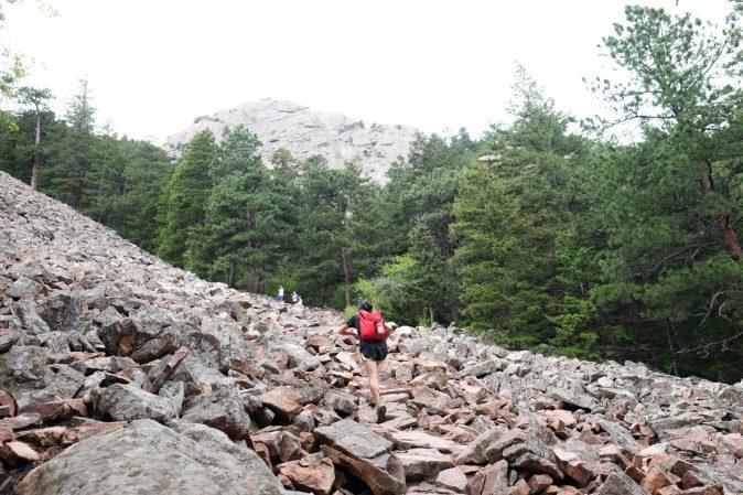Erin hike