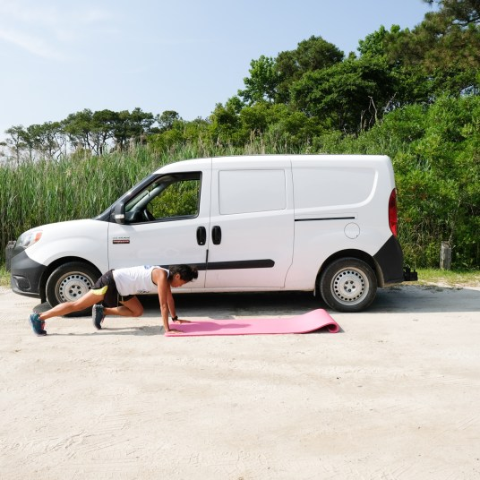Van Life Exercises 8