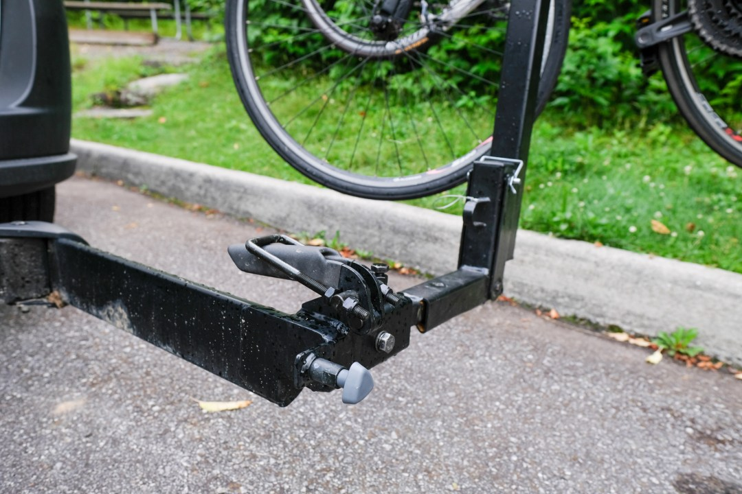 Yakima Backswing Bike Rack for Van Life