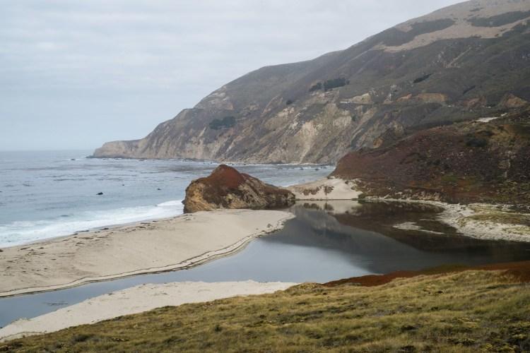 Road tripping through California    Big Sur