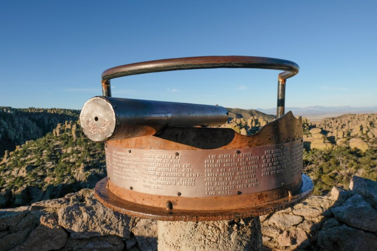 Best Things to Do in Chiricahua National Monument