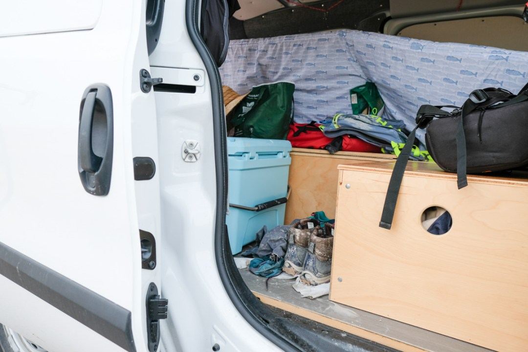 Review of the Ram Promaster City with a Wayfarer Conversion