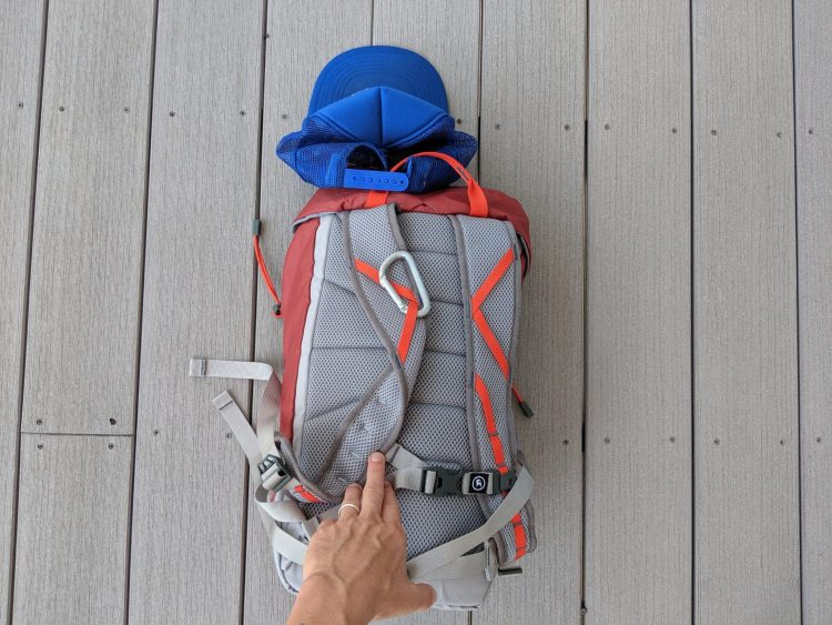 Backcountry 22L Daypack