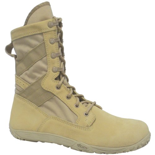 Belleville 101 Tactical Research Mini-Mil Athletic Tan Boot, 8