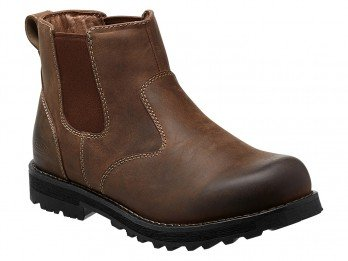 Keen Men's Tyretread Waterproof Chelsea Boot,Peanut,US 11.5 M