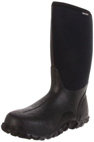 Bogs Men's Classic High Waterproof Winter & Rain Boot,Black,14 M US