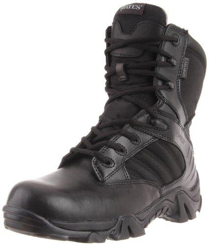 Bates Men's GX-8 8 Inch Ultra-Lites GTX Waterproof Boot, Black, 13 M US