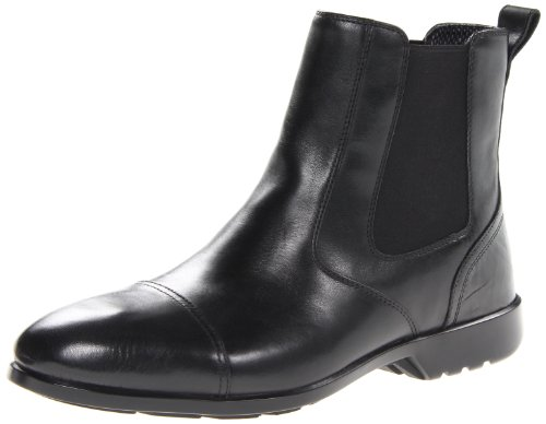 Rockport Men's Total Motion Chelsea Chelsea Boot,Black,13 W US