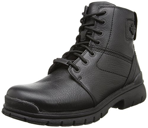 Harley-Davidson Men's Gage Motorcycle Boot, Black, 9 M US
