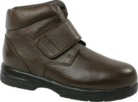 Drew Shoe Men's Big Easy Boot,Dark Brown,10 4E US