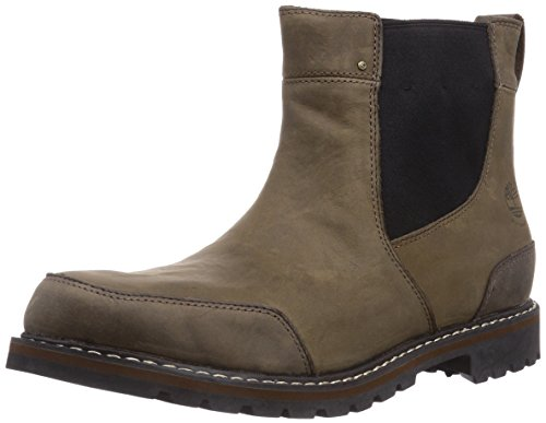 Timberland Men's Earthkeepers® Chestnut Ridge Chelsea Waterproof  Brown Oiled 11.5 D – Medium
