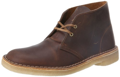 Clarks Originals Men's Desert Boot,Beeswax,9.5 M US