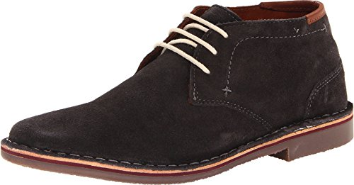 Kenneth Cole Unlisted Men's Real Deal Chelsea Boot, Grey, 10.5 M US