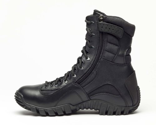 Belleville 960z Tactical Research Khyber Lightweight Black Side-Zip Boot 10