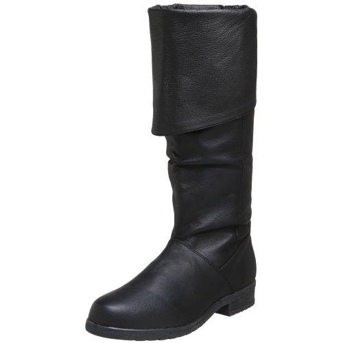 Funtasma by Pleaser Men's Halloween Maverick-8812,Black Leather,11