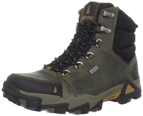 Ahnu Men's Coburn Hiking Boot,Dark Olive,11 M US