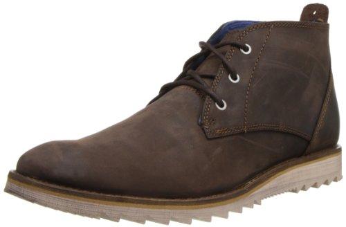 Ampthill Chukka Boot,Dark Brown,11.5