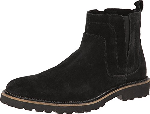 Hush Puppies Men's Nolan Sterling IIV Black Suede Boot 10 D (M)