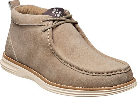 Stacy Adams Men's Astro Chukka Boot,Sand Suede,9 M US