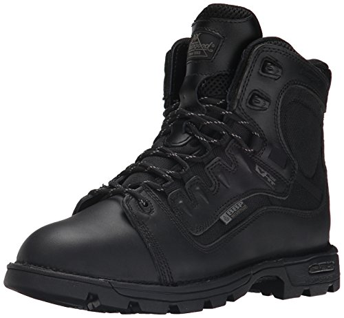 Thorogood Men's 6 Inch Gen – Flex2 Tactical Work Boot, Black, 8.5 M US