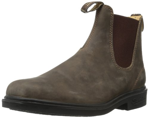 Blundstone  Men's BL1306 Chelsea Boot,Rustic Brown,8.5 UK/9.5 M US