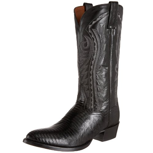 Dan Post Men's Raleigh Western Boot,Black,11 XW US/3E
