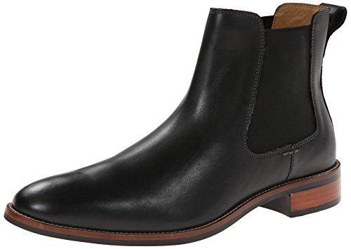Cole Haan Men's Lenox Hill Chelsea Boot,Black Waterproof,10 M US