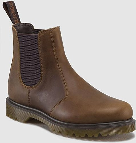Dr. Martens Men's 2976 Boot,Brown Shorthorn,6 UK/7 M US