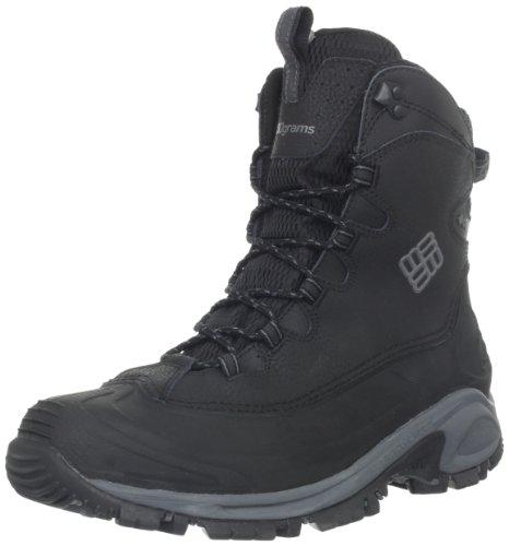 Columbia Men's Bugaboot Snow Boot,Black/Charcoal,11.5 M US
