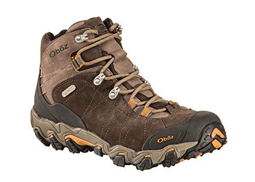 Oboz Men's Bridger BDRY Hiking Boot,Sudan,11.5 M US