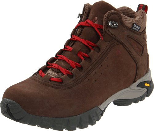 Vasque Men's Talus Ultradry Hiking Boot,Turkish Coffee/Chili Pepper,10 W US