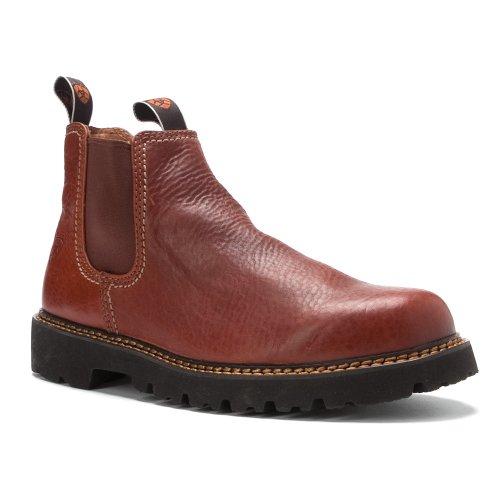 Ariat Men's Spot Workhog Shoes Chestnut 12 D(M) US