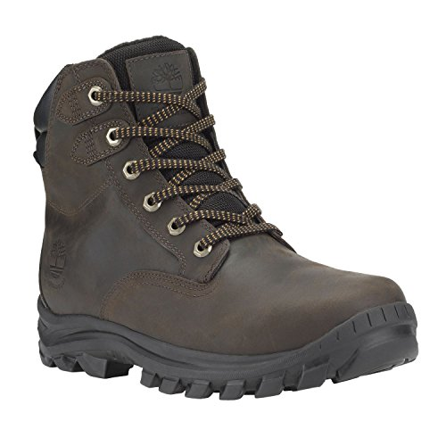 Timberland Men's Chillberg Mid Waterproof Boot,Dark Brown,8.5 M US