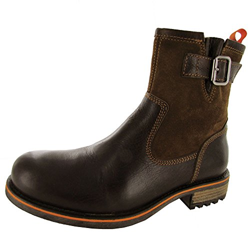 Kenneth Cole REACTION Men's Con Man Boot,Brown,10 M US