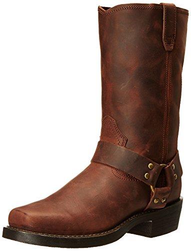 Dingo Men's Dean Boot,Brown,12 EW US