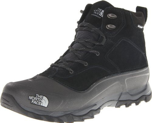 Men's The North Face Snowfuse Winter Boot Black/Black Size 9.5 M US