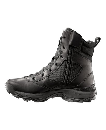 Under Armour Men's UA Tactical Zip Boots 10 Black