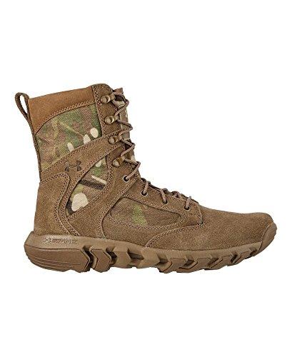 Under Armour Men's UA Alegent Tactical Boots 10 Coyote Brown