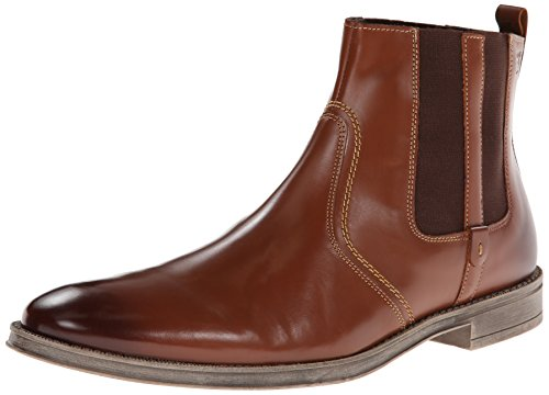 Stacy Adams Men's Carnaby Boot,Cognac,9 M US