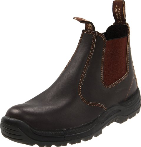 Blundstone 490 Bump-Toe Boot,Stout Brown,12 AU (US Women's 15 M/US Men's 13 M)