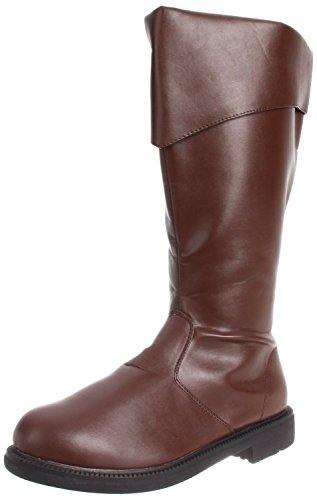 Funtasma Men's Captain 105 Pirate Boots,Brown,Medium