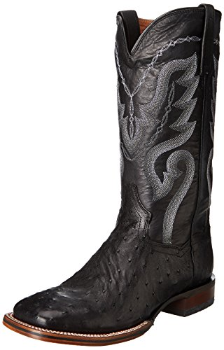 d1d1606093d Dan Post Men's Chandler Western Boot,Black,7.5 D US | AuthenticBoots ...