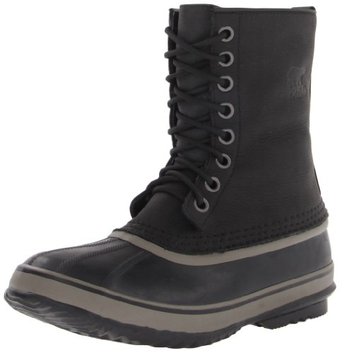 Sorel Men's 1964 Premium T Snow Boot,Black,7.5 M US