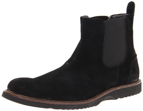 Men's Wolverine® Hartley – Wolverine Chelsea Boot (13 M in Black)