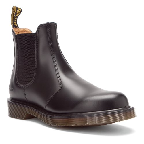 Dr. Martens 2976 Chelsea Boot – Black smooth – Mens – 9