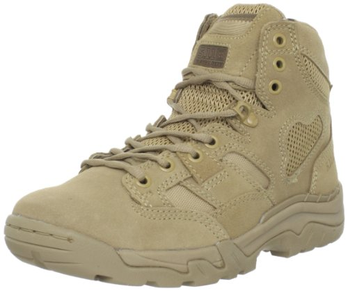 5.11 Men's 6″ Taclite  Boot,Coyote,7.5 D(M) US