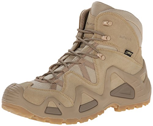Lowa Men's Zephyr GTX Mid TF Hiking Boot,Desert,11.5 M US
