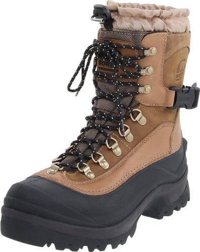 Sorel Men's Conquest Snow Boot,British Tan,11.5 M US