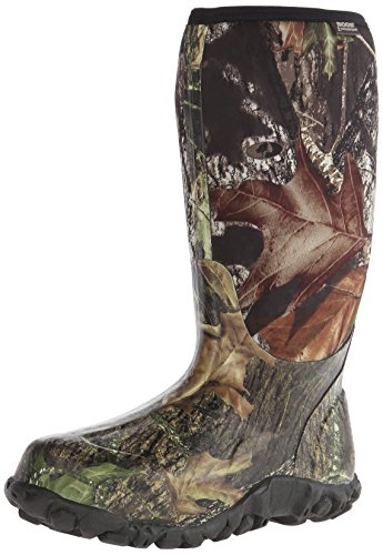 Bogs Men's Classic High Waterproof Winter & Rain Boot,Mossy Oak,9 M
