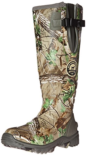 Irish Setter Men's 4882 Rutmaster 2.0 17″ Uninsulated Rubber Boot, Camo, 11 E US